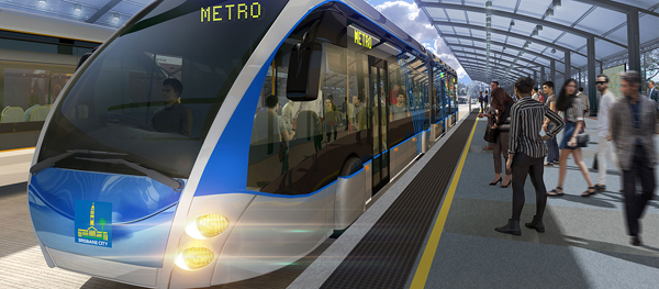 Brisbane Front and Centre of Queensland Transport Projects
