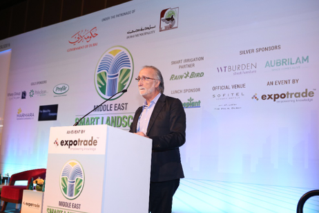 Sustainable Landscaping Techniques and Developments to be Explored at the Middle East Smart Landscape Summit