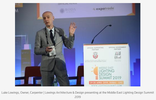 Developments in lighting design discussed at the Middle East Lighting Design Summit