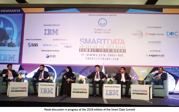 Data-driven decisions driving business transformations - case studies and best practices to be seen at the upcoming Smart Data Summit