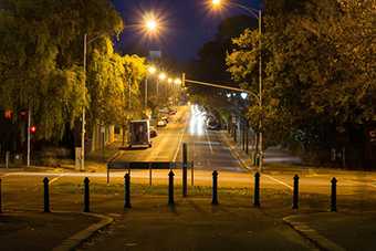 Smart street lighting a bright idea