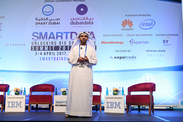 The 4th Annual Smart Data Summit Gets Underway