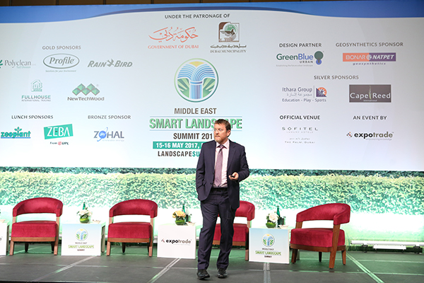 Developments in Sustainable and Innovative Landscaping Discussed at the Middle East Smart Landscape Summit 2017